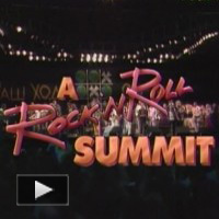 A Rock 'n Roll Summit
